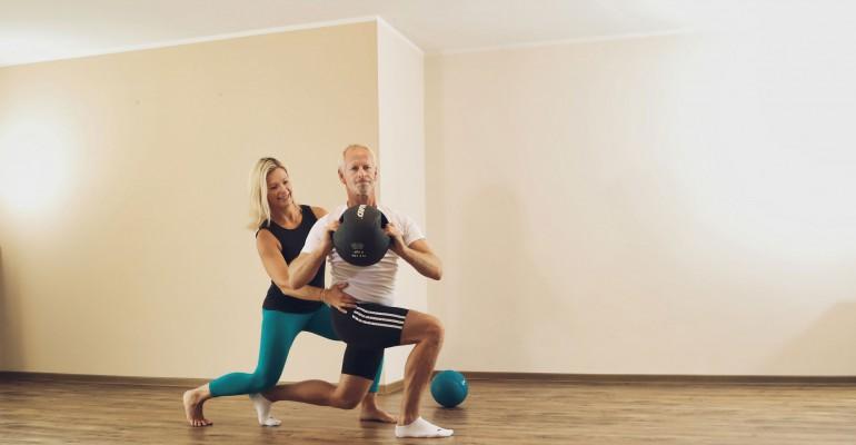 #Bodydialog Training